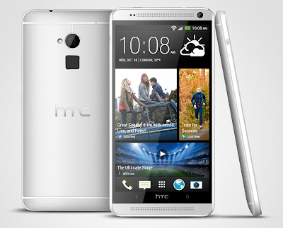 Fitur Dan Spesifikasi Handphone HTC One Max