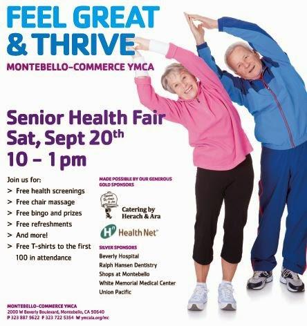 Senior Health Fair Senior Health Fair