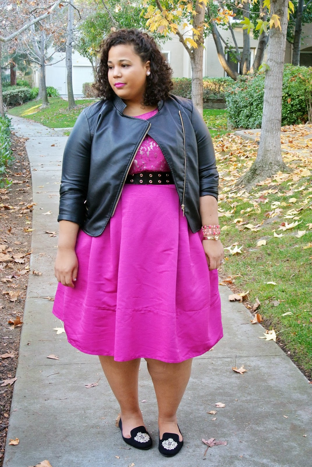 Pantene Pro-V Truly Natural, Plus size pink dress, moto jacket