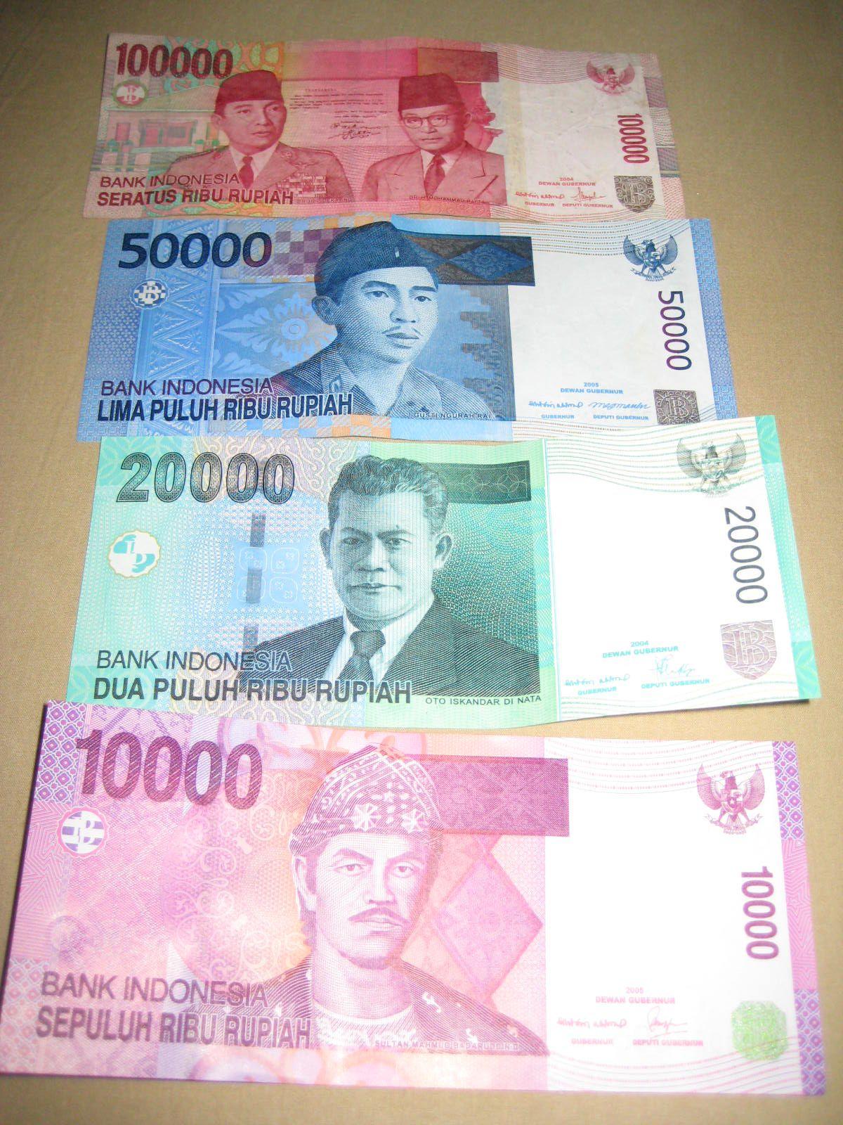 tukar wang rupiah di malaysia
