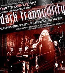 Dark Tranquillity, God Forbid, Warbringer y Dawn Heist en diciembre