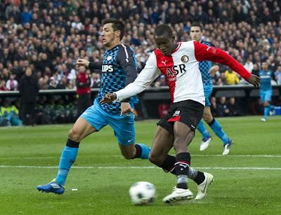 Feyenoord Rotterdam 2 - 0 PSV Eindhoven (3)