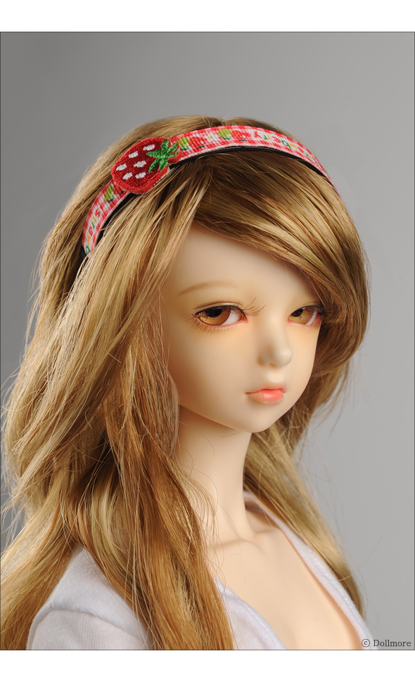 Beautiful BJD Hair Bands Designs