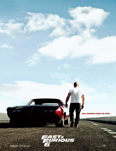 Ver Rapidos y Furiosos 6 (Fast and Furious 6) (2013) Online