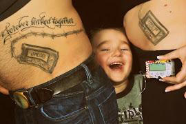 Et oui!  C'est nous les tattoo Medtronic!