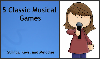 5 Classic Musical Games photo