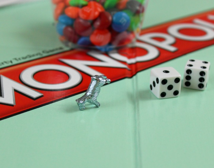 Hasbro® Monopoly dog piece
