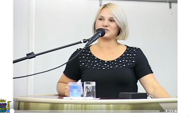 Linda Franco - Ativista da ALD no Brasil desde 2009