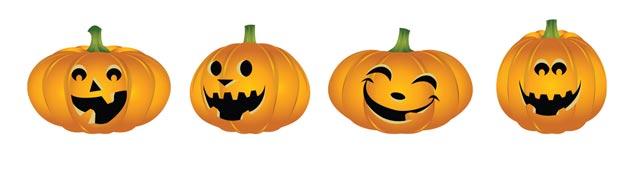 Lilla 39 s gifs dividers zucche pumpkins courges for Immagini zucca di halloween