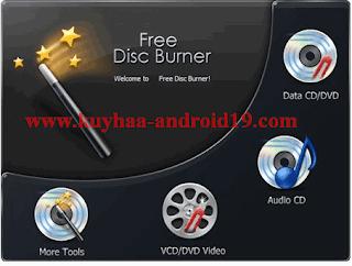 FREE DISC BURNER