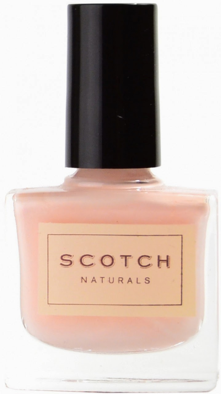 Best Nail Colors for Spring 2014 - Scotch Naturals in Neat