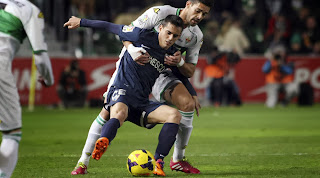 SPANISH FOOTBALL SOCCER 2013