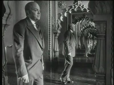 Orson Welles. citizen kane. deleuze. cinema. mirror scene
