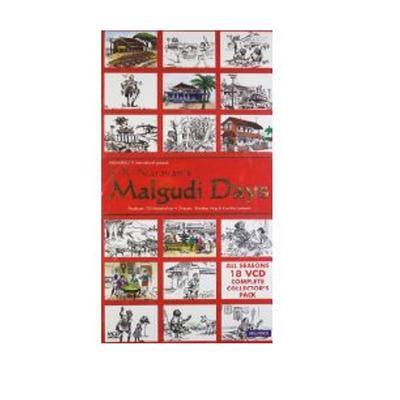 Malgudi Days 6 DVD Premium Pack Rs. 449