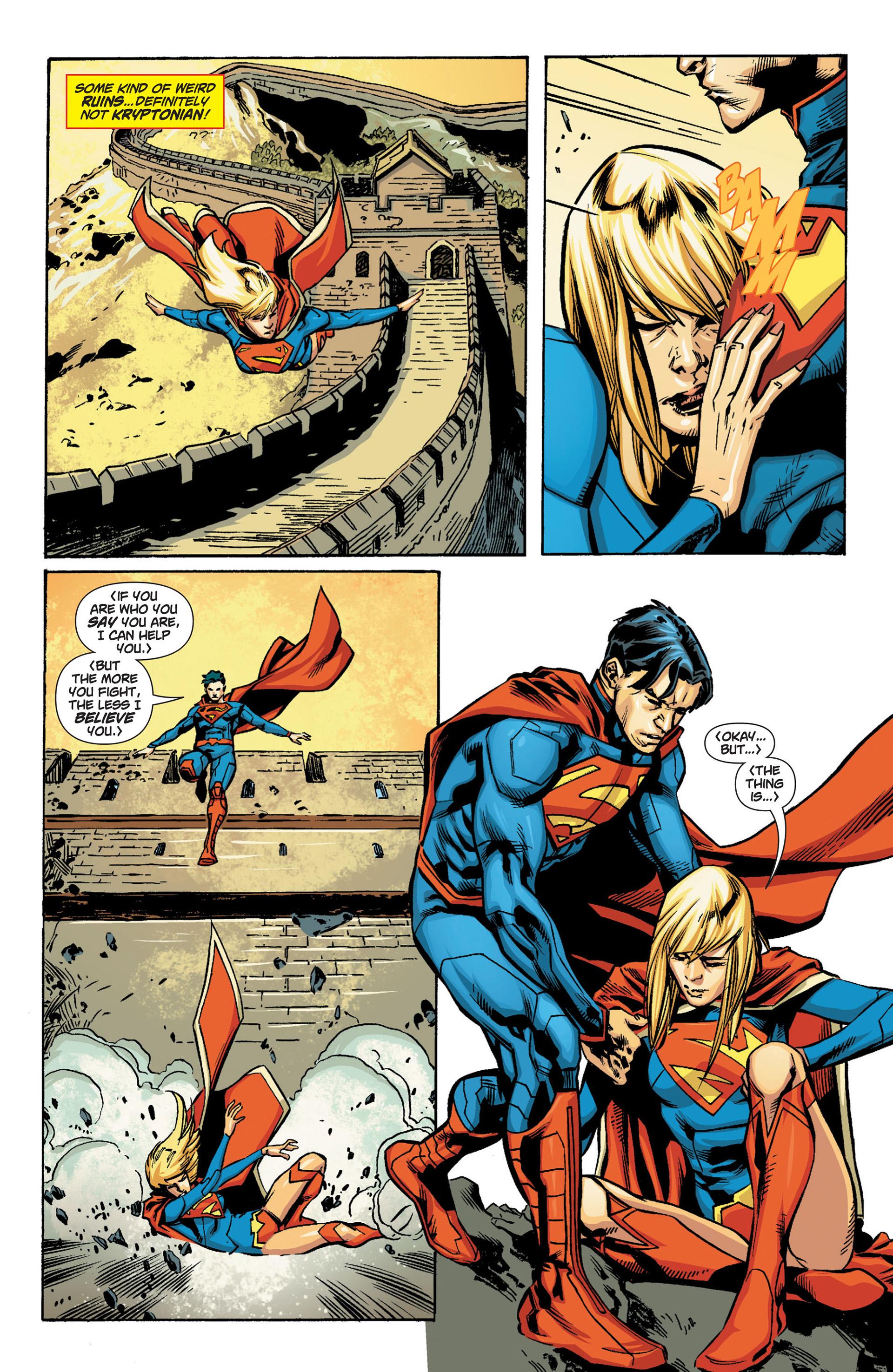 Supergirl (2011) Issue #2 #4 - English 16
