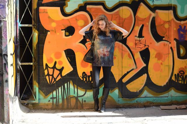 annie robinson, fabincblog, street style, the swing fragonard, art history