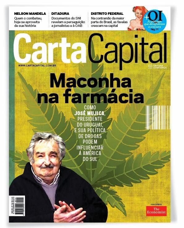 MACONHA NA FARMÁCIA: essa é a capa da edição de CartaCapital que começa a circular nas bancas, tablets e celulares de todo Brasil!