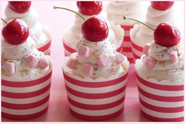 Delicious Looking Cupcakes More Delicious Cupcake Soaps