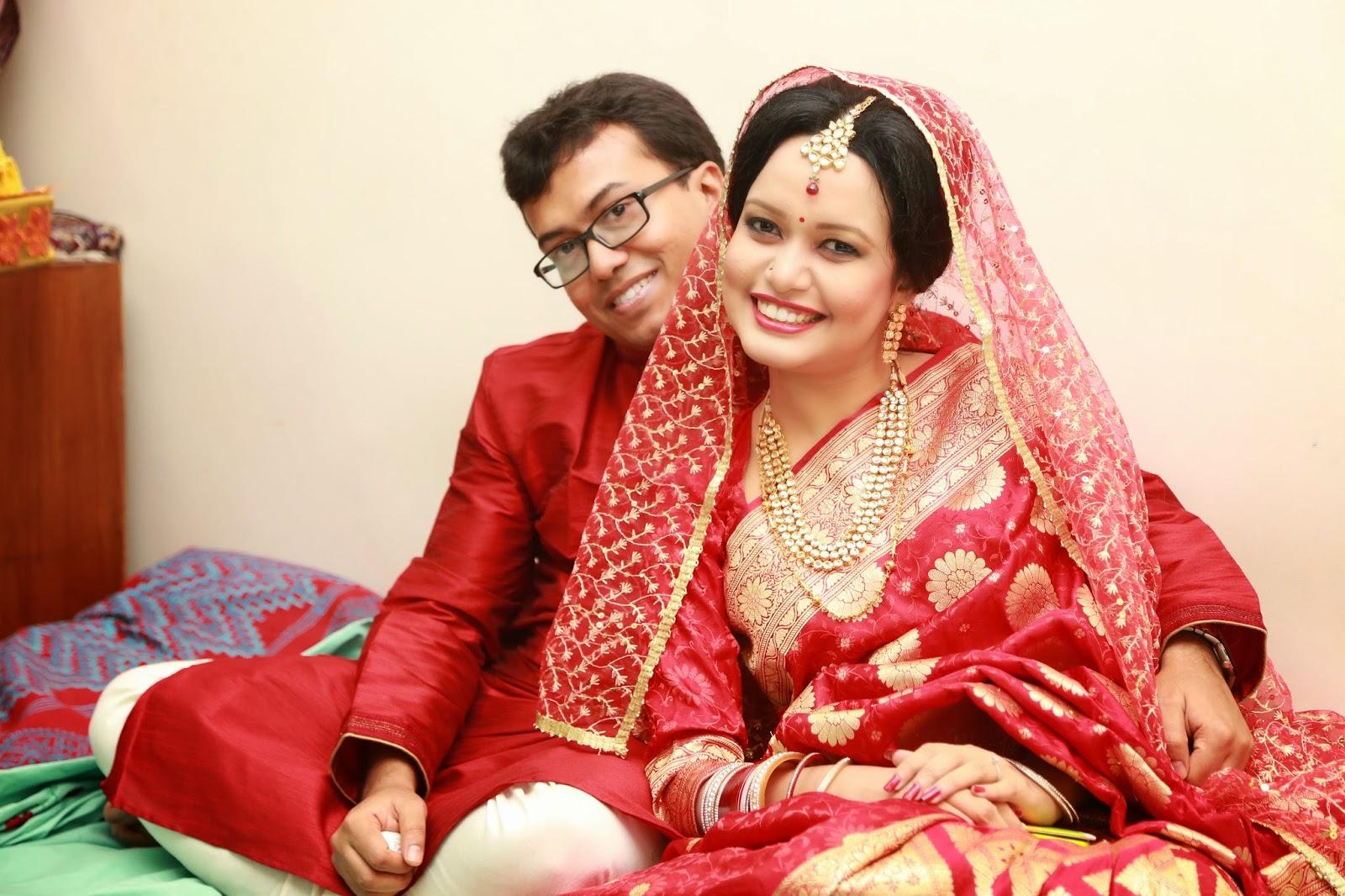 The BD bride: Real Wedding: Anika and Mayaz