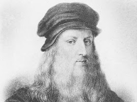GAY ICON: Leonardo Da Vinci