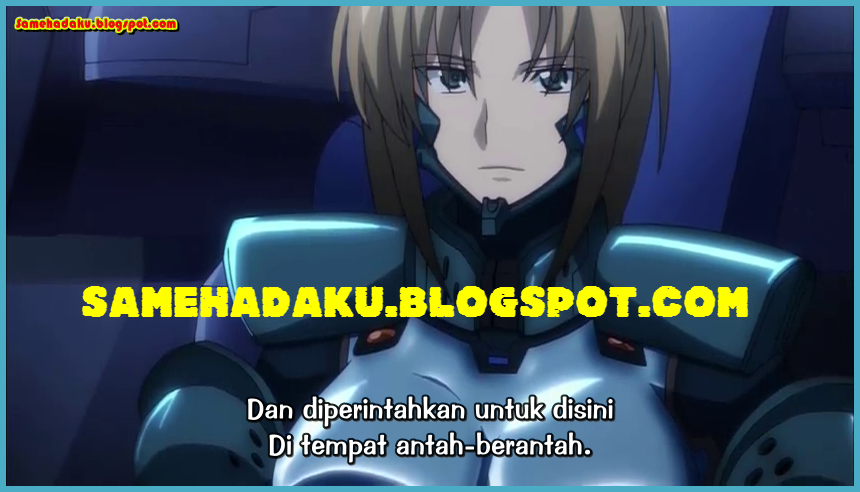 SAMEHADAKU.NET: Muv-Luv Alternative:Total Eclipse 11 Subtitle860