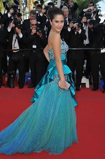 Foto Dian Sastro,Prisia Nasution @Festival Film Cannes ke-65