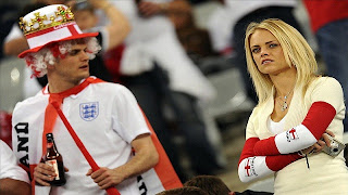 England Fans 2012