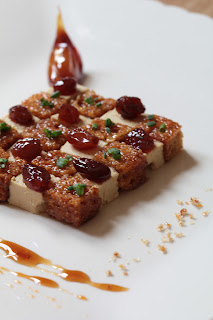 foie gras , original, Noel , pain epices