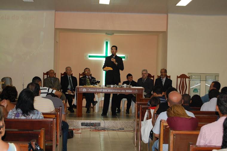 Celebração da Ceia Bodas de Prata 04mar2012