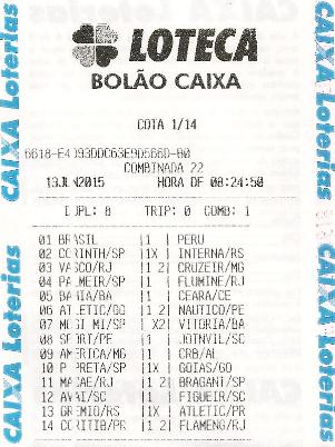 LOTECA 657 - LOTÉRICA APOSTE E GANHE
