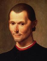 Santi di Tito's famous portrait of Niccolò Machiavelli