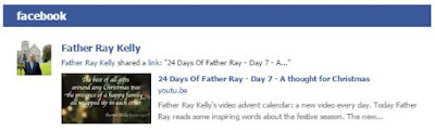 24 Days of Father Ray: A Thought for Christmas