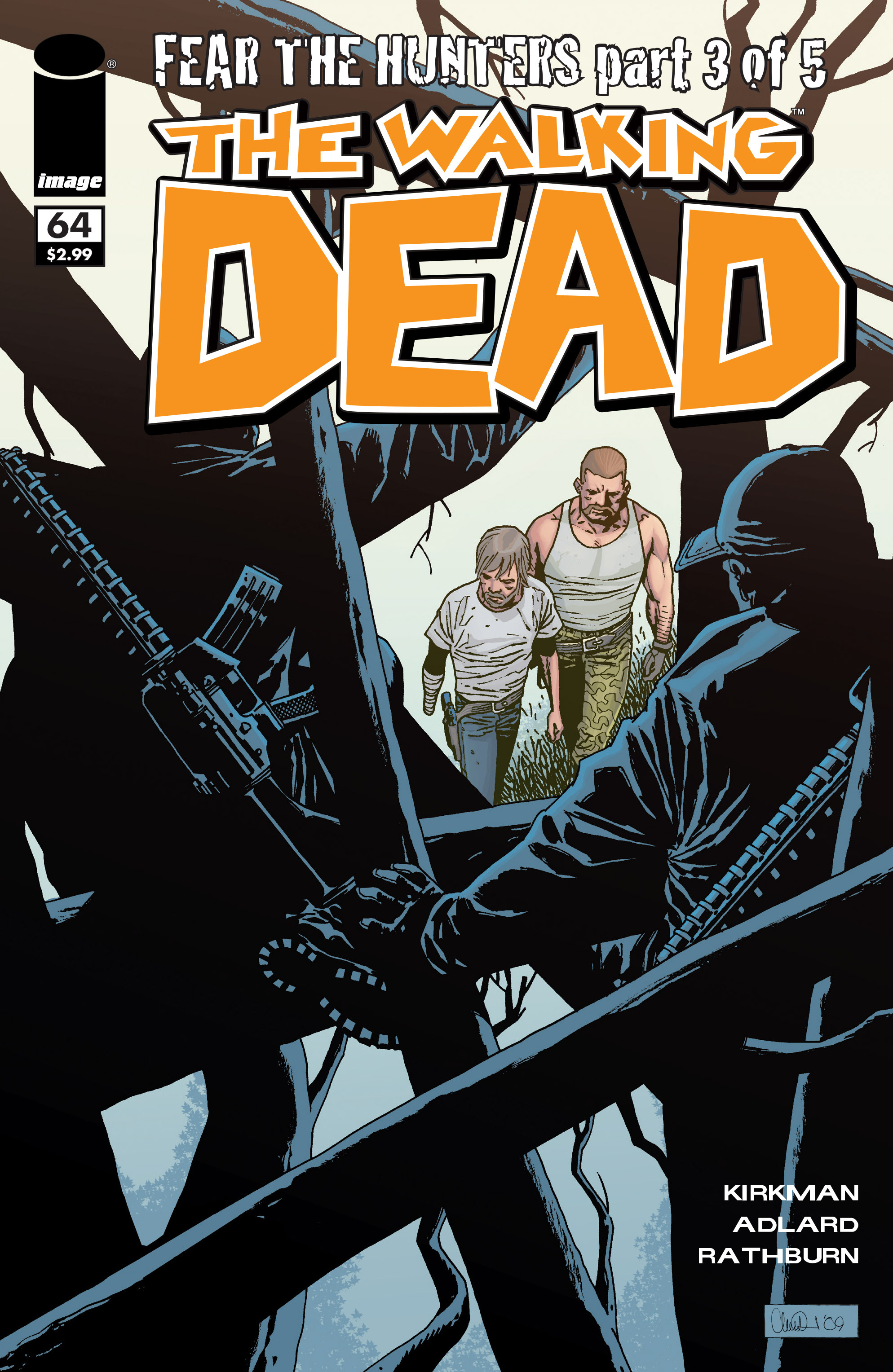 The Walking Dead Issue #64 Page 1