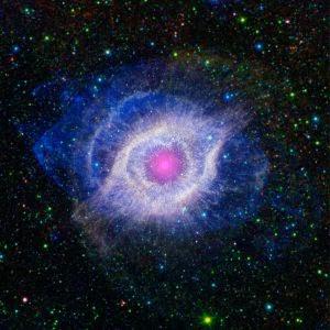 NASA Image. Spitzer/GALEX