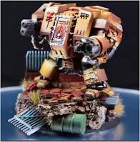 Dreadnought de los Puños Imperiales
