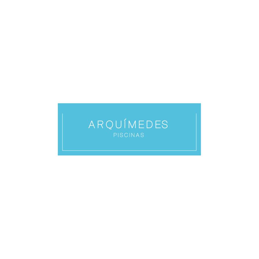 Logotipo Piscinas Arquímedes
