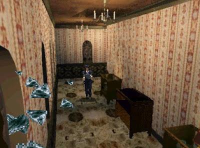 Resident Evil 1 Screenshot