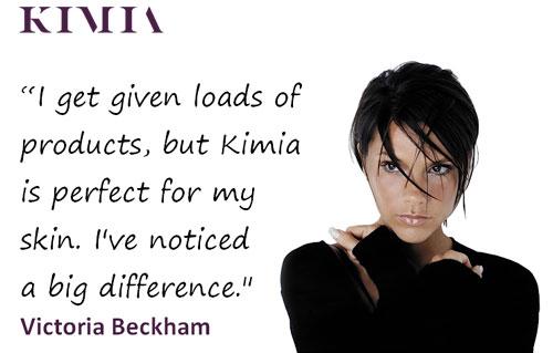 Kimia Skincare by Victoria Beckham
