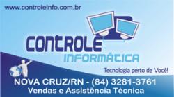 Acesse: www.controleinfo.com.br