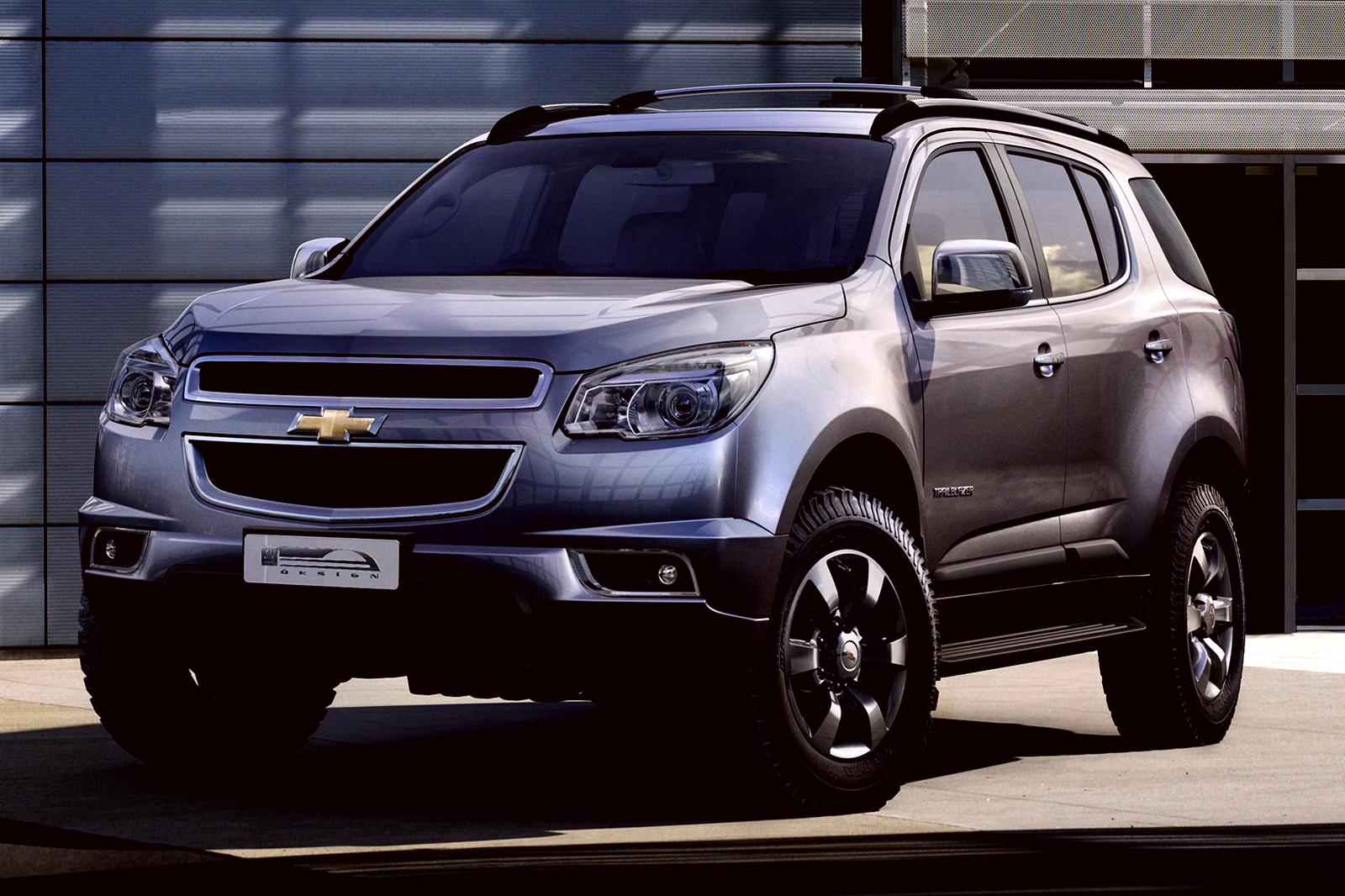 HD Cars Wallpapers: Chevrolet Trailblazer