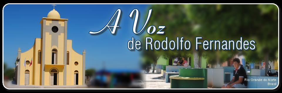 A Voz de Rodolfo Fernandes