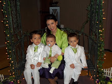Mommy and boys..