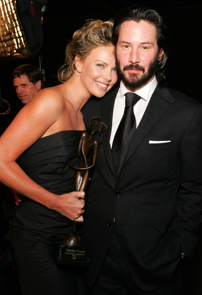 charlize theron with k... Al Pacino Interview 2014