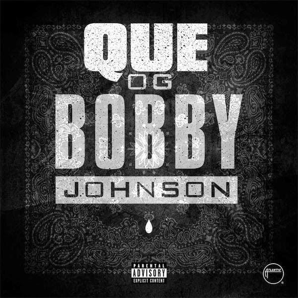 QUE - OG Bobby Johnson - Single  Cover