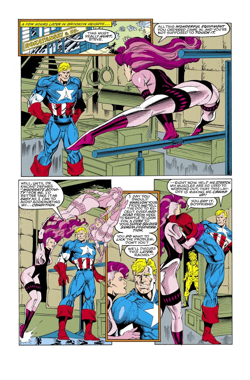 Captain America (1968) Issue #426 #376 - English 5