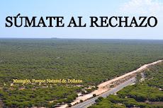 NO AL GAS NATURAL EN DOÑANA