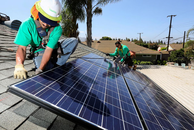 Solar Energy Sees Eye-Popping Price Drops