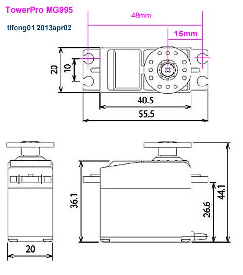 FongEye: Robot Mouth design notes