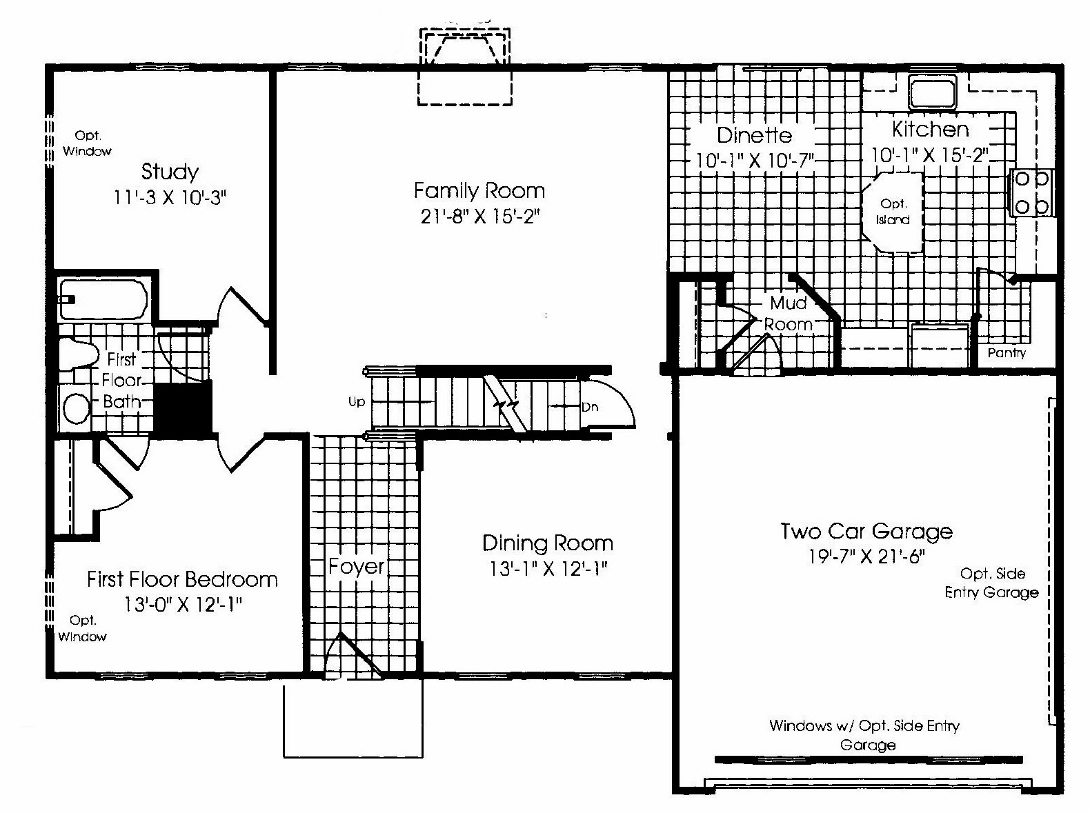 Building Our Forever Home With Ryan Homes Floor Plan