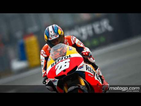 video motogp le mans prancis